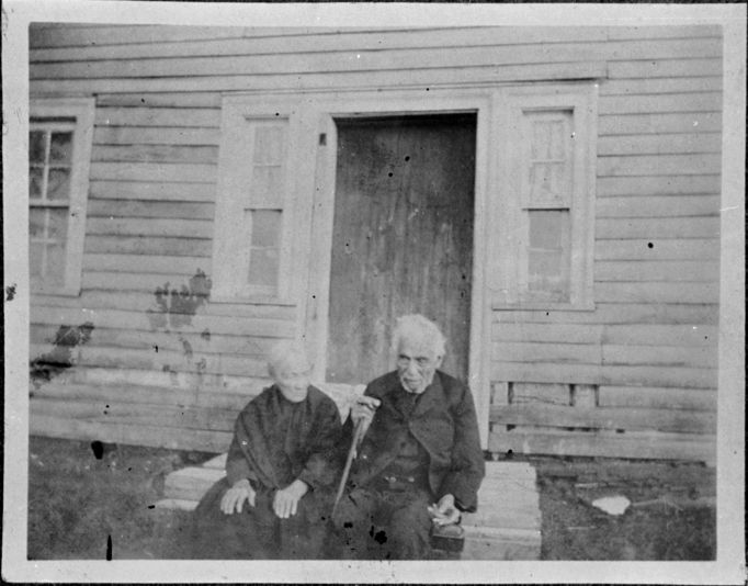 William McMillan and Margaret Dease Photo source: Ontario Archives