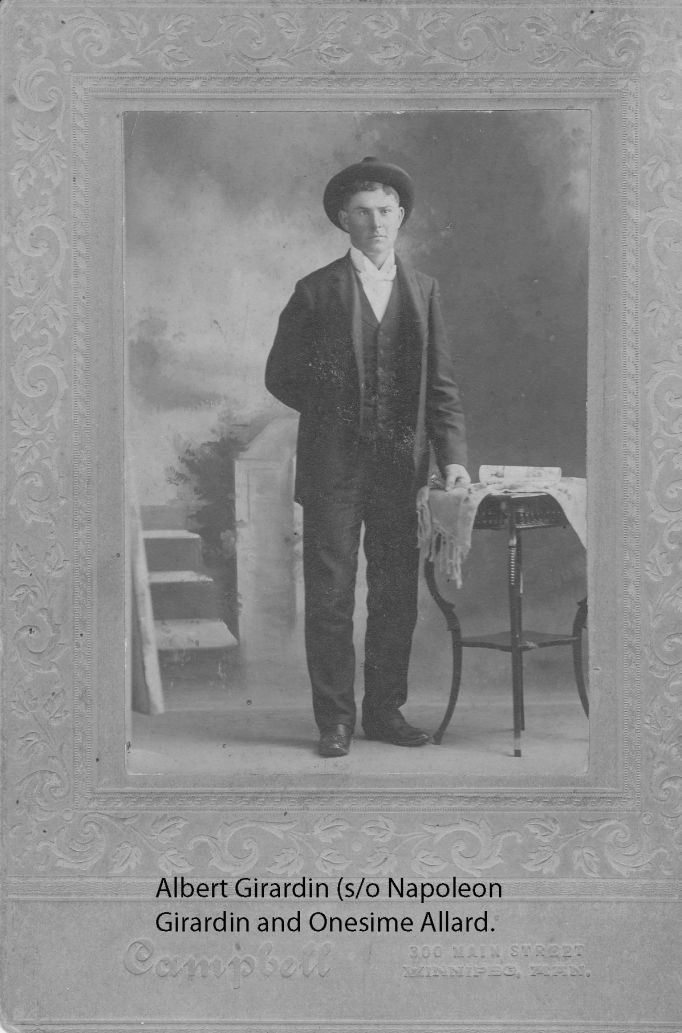 Girardin Albert b1882